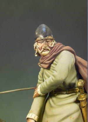 Guerrero Vikingo herido  (Vista 4)