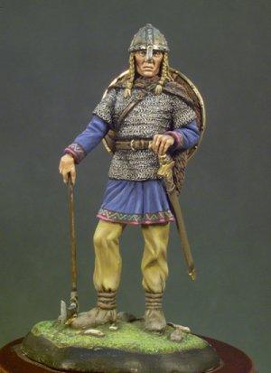 Guerrero Vikingo ,Noruega, s.X  (Vista 1)