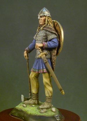 Guerrero Vikingo ,Noruega, s.X  (Vista 3)