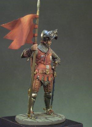 Caballero Francés año 1350  (Vista 2)