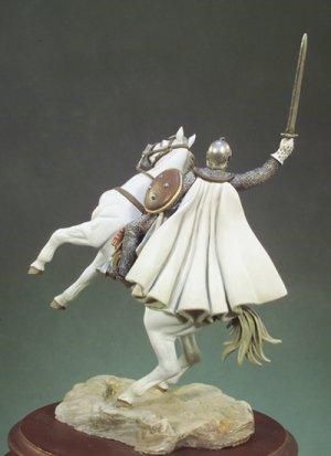 El Cid a caballo  (Vista 3)