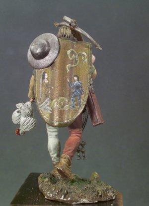 Ballestero Caminando, 1415  (Vista 3)
