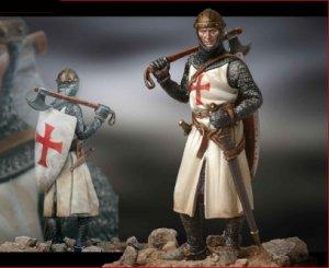Caballero Medieval, siglo XIII  (Vista 1)