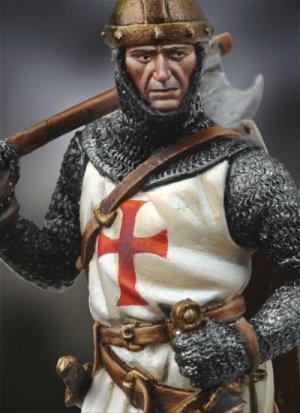 Caballero Medieval, siglo XIII  (Vista 5)