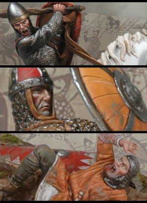 La Batalla de Hastings  1066 D. C  (Vista 5)