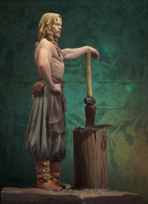 Norse Blacksmith 750 A.D.  (Vista 2)