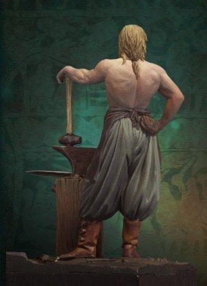 Norse Blacksmith 750 A.D.  (Vista 3)