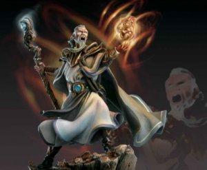 Khaerus el Invocador  (Vista 1)