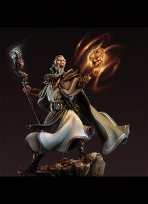 Khaerus el Invocador  (Vista 2)