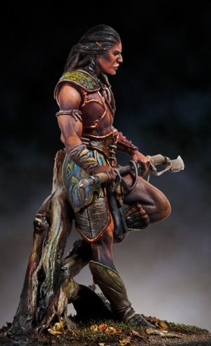 Rhonen, Garras de Pantera  (Vista 3)