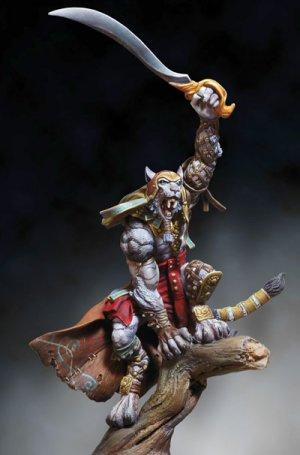 Bestor, Savage Claws  (Vista 1)