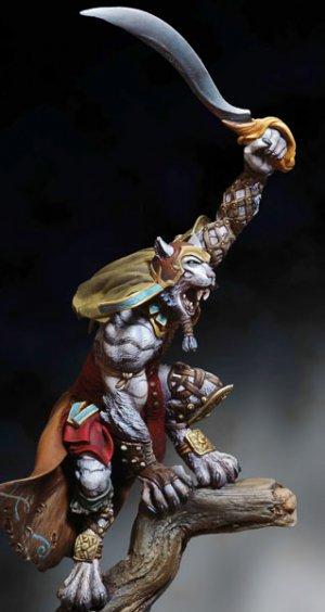 Bestor, Savage Claws  (Vista 2)