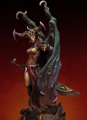Nalach, Evil Shadow  (Vista 1)