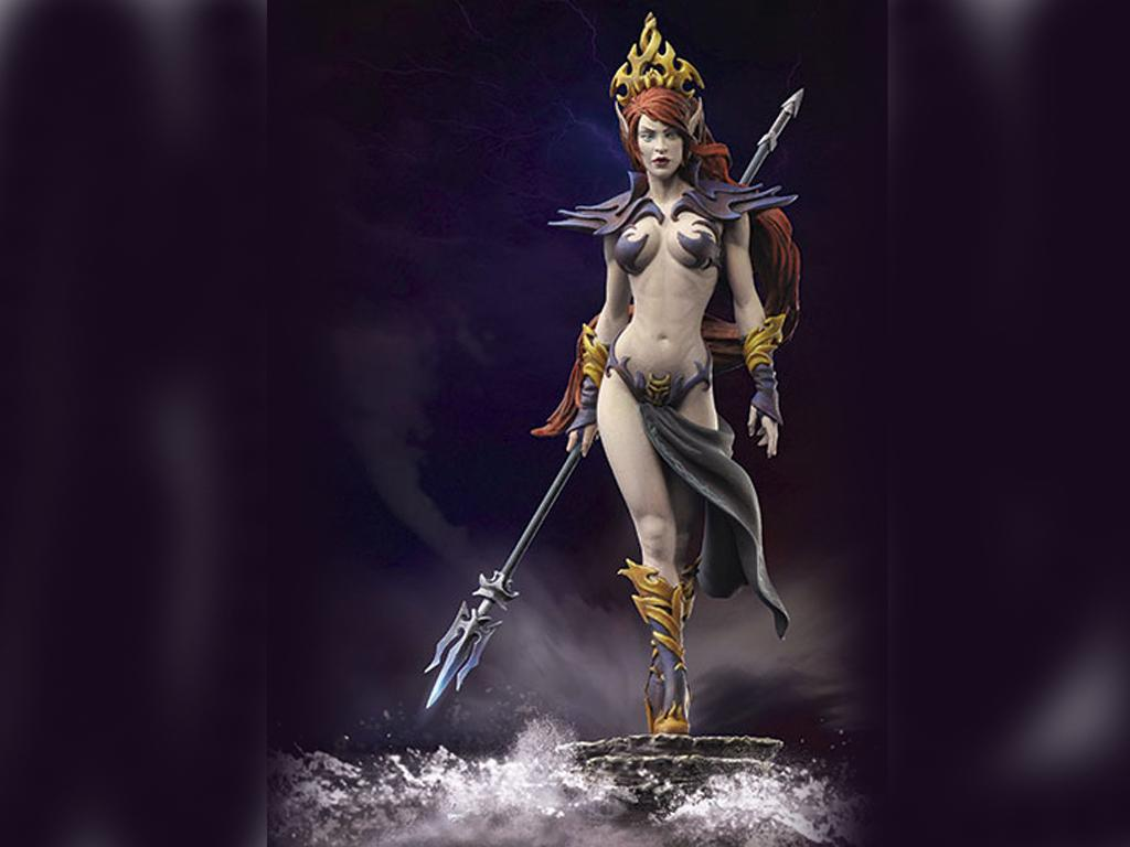Zwëothel, Reina de la Oscuridad  (Vista 1)