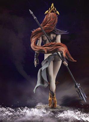 Zwëothel, Reina de la Oscuridad  (Vista 3)