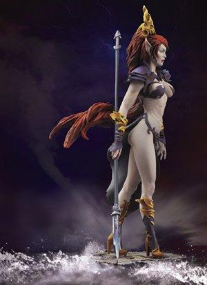 Zwëothel, Reina de la Oscuridad  (Vista 4)