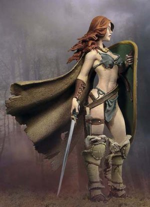 Verthandi, Sword of Light  (Vista 4)