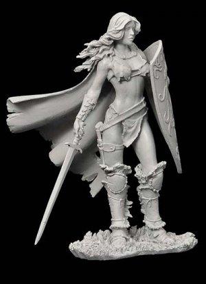 Verthandi, Sword of Light  (Vista 6)