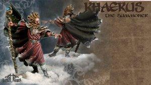 Khaerus, El Invocador - Ref.: ANDR-WSBS04