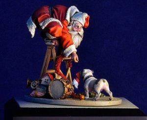Santa's Disguise Doesn't Work  (Vista 1)