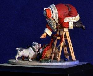 Santa's Disguise Doesn't Work  (Vista 2)