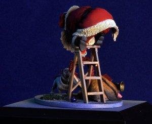 Santa's Disguise Doesn't Work  (Vista 3)