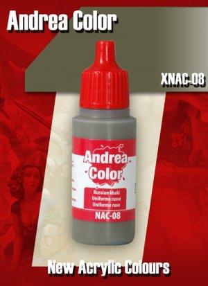 Uniforme Ruso - Ref.: ANDR-XNAC08