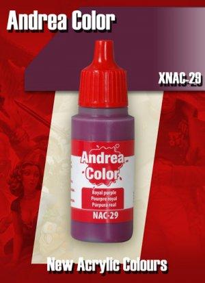 Púrpura Real - Ref.: ANDR-XNAC29