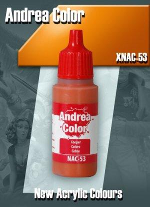 Cobre - Ref.: ANDR-XNAC53