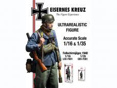Fallschirmjäger, 1940 - Ref.: ANDR-LEKF001