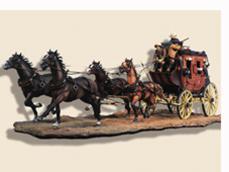 La Diligencia 1880 - Ref.: ANDR-S4S06