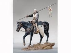 Templario a Caballo, s.XI - Ref.: ANDR-S8F040