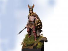 Vercingetorix, 52 A.C. - Ref.: ANDR-SR04