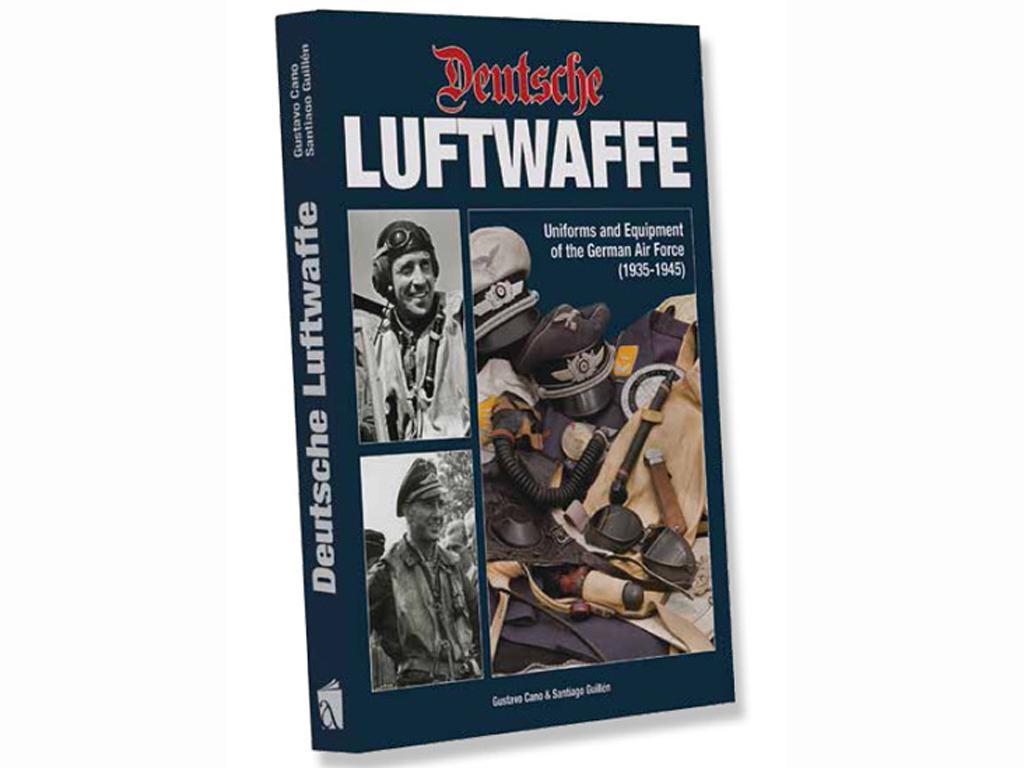 Deutsche Luftwaffe, 1935-1945.  (Vista 1)