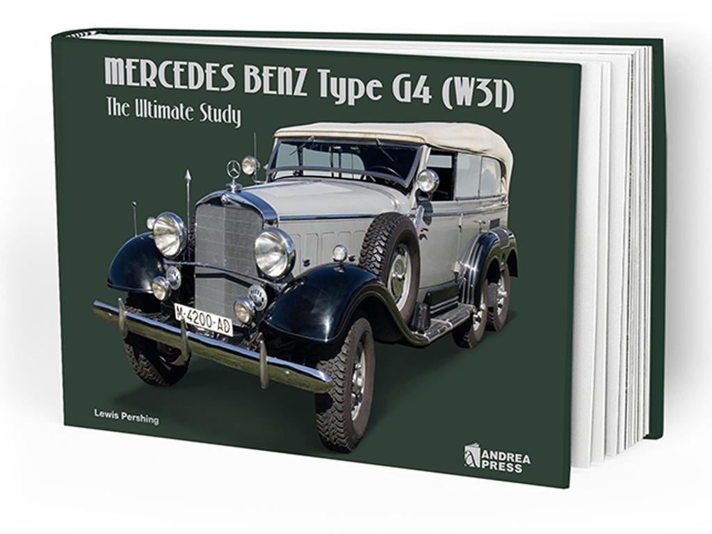 Mercedes Benz G4 (Vista 1)