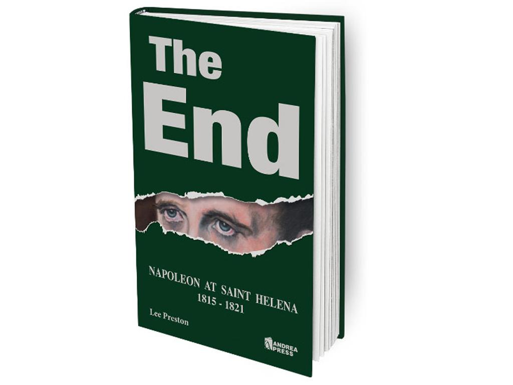 The End. Napoleon at Saint Helena (Vista 1)