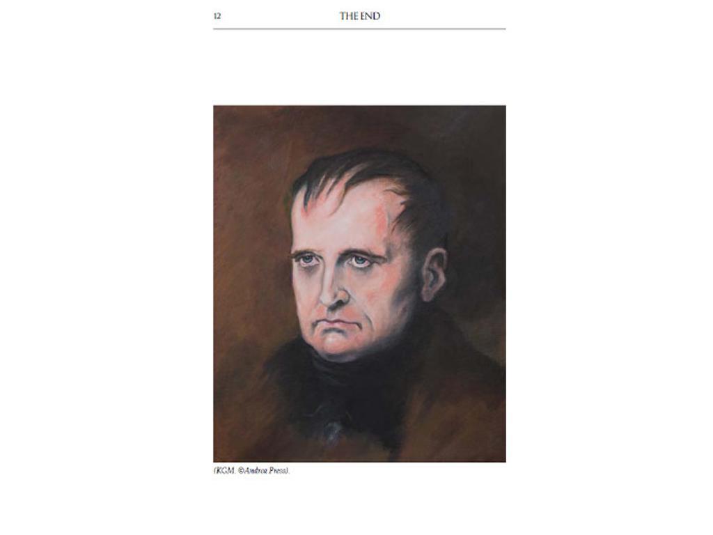 The End. Napoleon at Saint Helena (Vista 3)