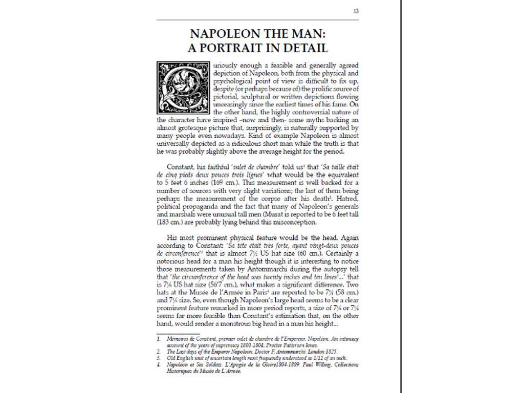 The End. Napoleon at Saint Helena (Vista 4)