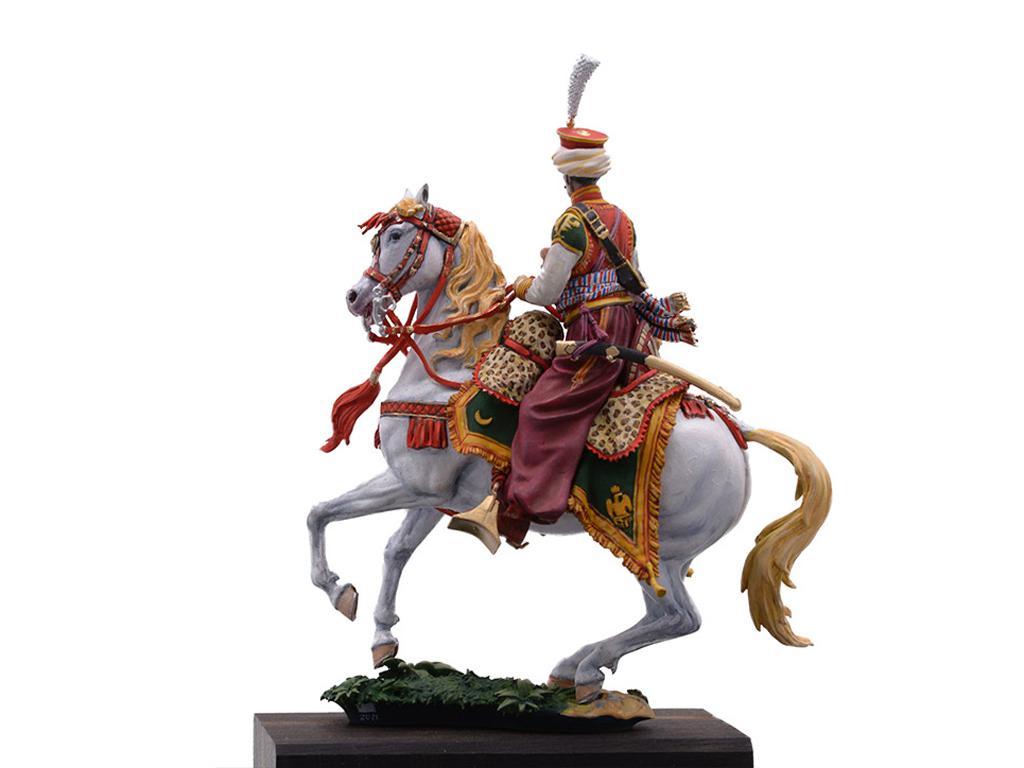 Oficial Mameluco de la Guardia Imperial, 1808 (Vista 9)