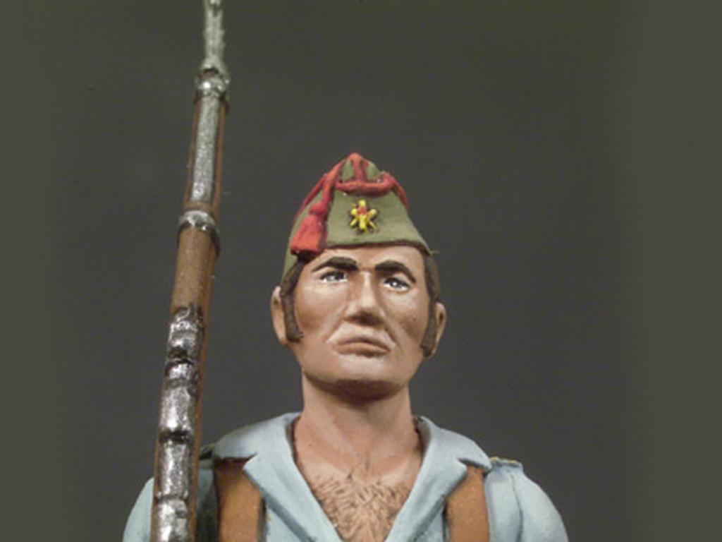Legionario Guerra Civil 1936-1939 (Vista 2)