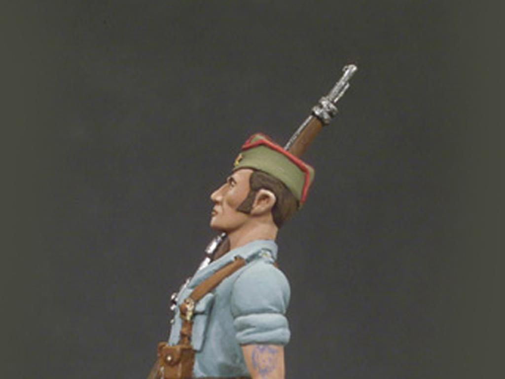 Legionario Guerra Civil 1936-1939 (Vista 6)
