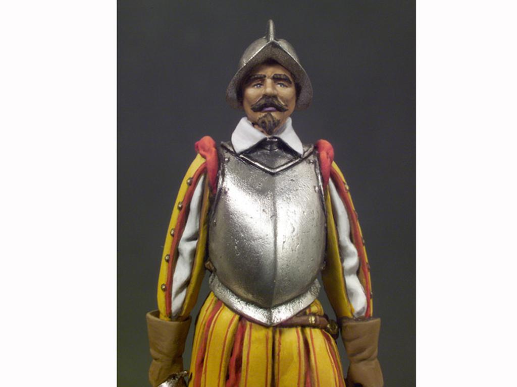 Coracero Felipe IV 1621-1665 (Vista 3)