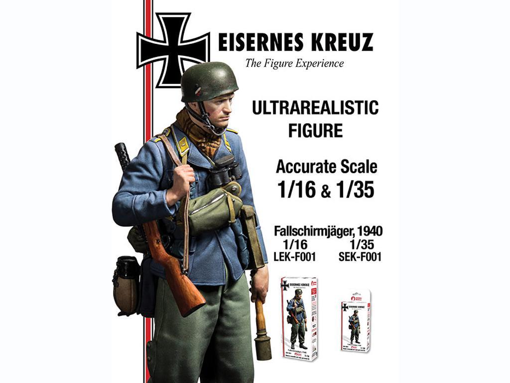 Fallschirmjäger, 1940 (Vista 1)