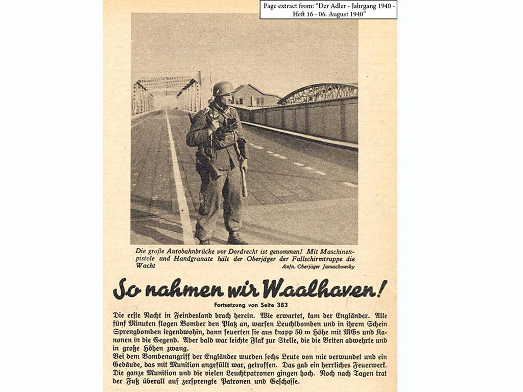 Fallschirmjäger, 1940 (Vista 2)