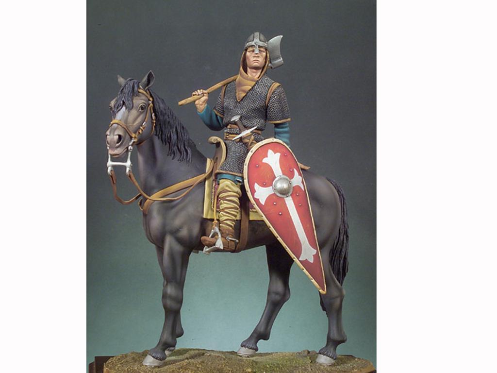 El señor de la guerra, 1100. Normando (Vista 1)