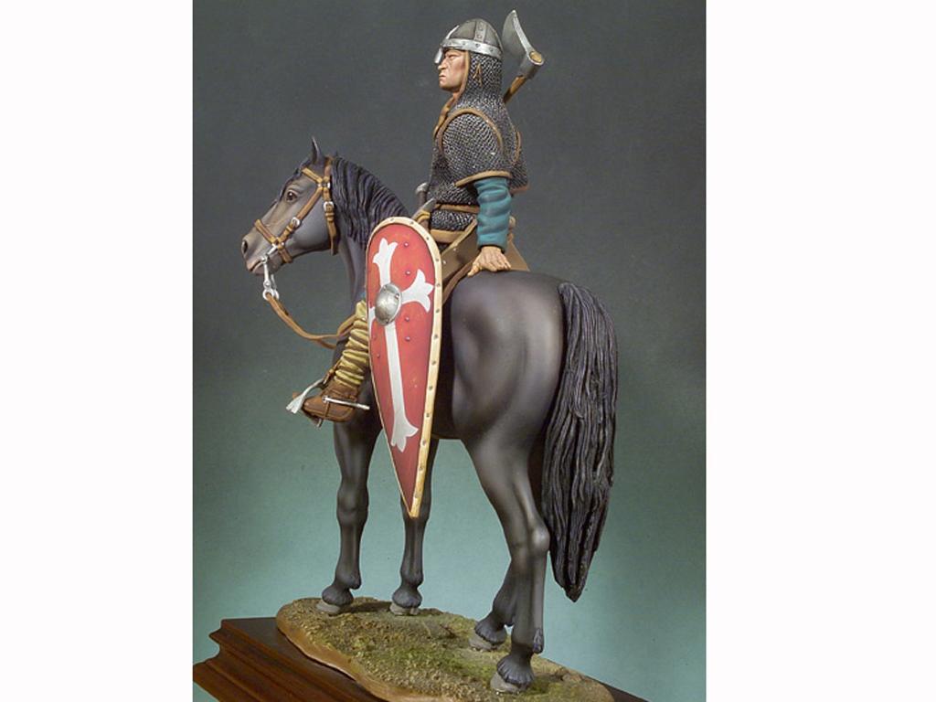 El señor de la guerra, 1100. Normando (Vista 2)