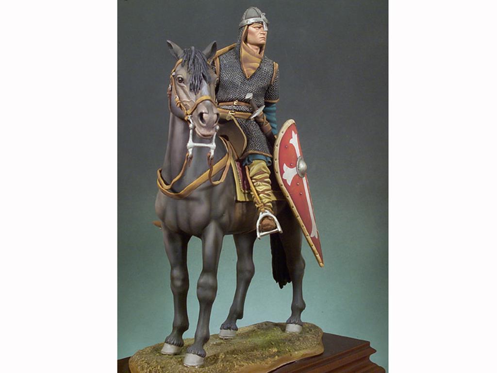 El señor de la guerra, 1100. Normando (Vista 3)