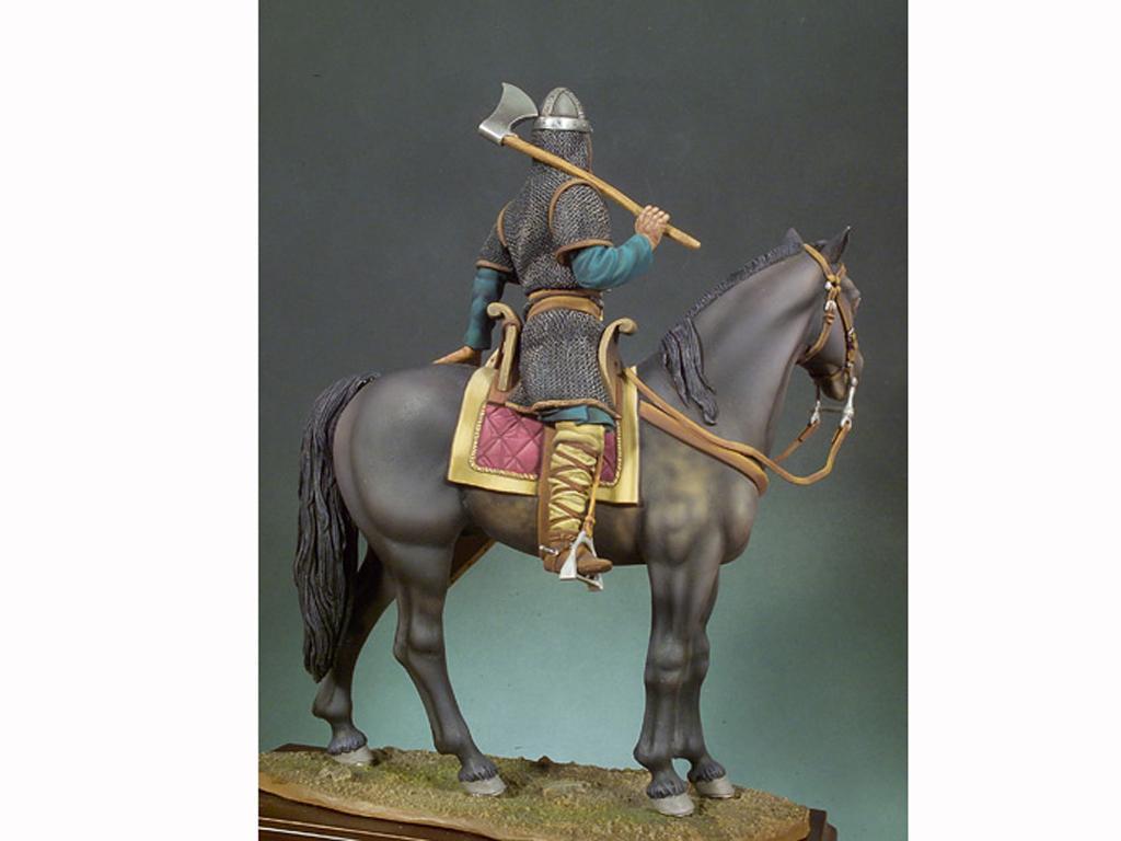 El señor de la guerra, 1100. Normando (Vista 4)
