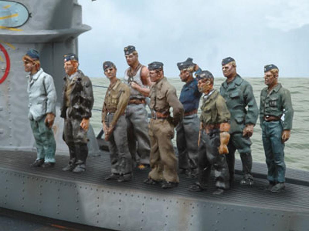 Tripulación U-Boat 2 (Vista 1)