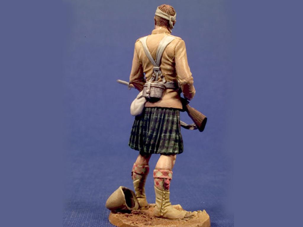 79 Seaforth Highlanders de Sudan  , 1898 (Vista 4)